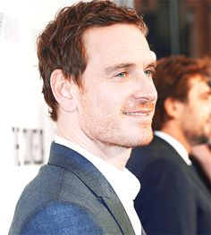 """ Michael Fassbender at the London premiere of The Counselor (2013) """
