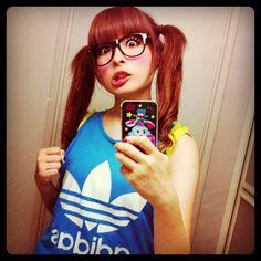 Kyary Pamyu Pamyu, I love her style! Wish I could go to Japan Love Her Style, My Love, Kyary Pamyu Pamyu, Go To Japan, Korean Fashion Trends, Japanese Models, Hair Art, Kawaii Anime, Business Women