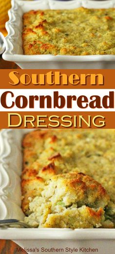 Southern Dressing Recipe, Southern Style Cornbread Dressing, Soul Food Cornbread Dressing, Homemade Cornbread Dressing, Southern Thanksgiving Recipes, Stuffing Recipes For Thanksgiving, Thanksgiving Side Dishes, Southern Recipes, Thanksgiving 2020