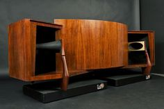 retro vintage modern hi-fi: 1957 JBL Paragon