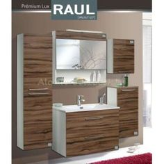 Guido RAUL Prémium Lux 02 mosdó szekrény