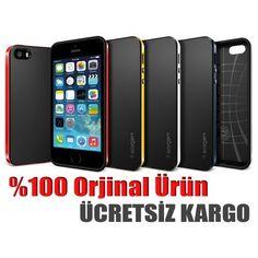 Spigen iPhone 5 5S Case NEO Hybrid Kılıf 23,90 TL eMc Teknoloji'den Sanalpazar.com'da