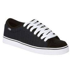 VANS / DUSTIN DOLLIN SUIT STRIPES... my work shoes