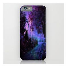 Fantasy Path iPhone 6s Case ($35) ❤ liked on Polyvore featuring accessories, tech accessories and iphone & ipod cases