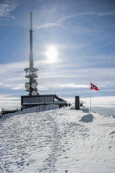 Mount Ulriken in Winter – Bergen Photo Walks