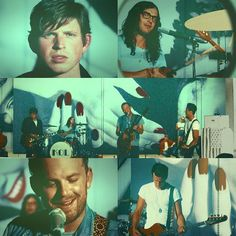 "Kings of Leon - Supersoaker video is awesome.. check out the newest single ""Wait For Me"""
