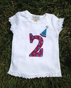 Birthday Girl Glitter Rhinestone Top READY TO SHIP Size 2T on Etsy, $22.50