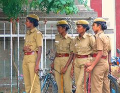 female police officers india - Google Search
