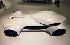 Futuristic Car, Future Vehicle, Concept Car