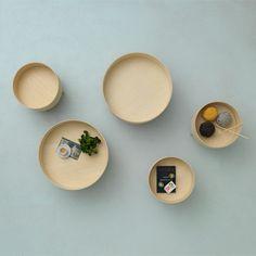 Andreas Engesvik applies simple geometries to Fogia furniture.