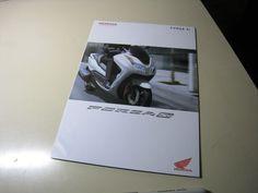 Honda FORZA Si Japanese Brochure 2013/06 JBK-MF12