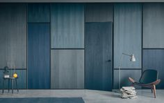 MDF Panels in Interior Design: Eco-Friendly & Beautiful Interior Exterior, Interior Walls, Interior Architecture, Interior Design, Plywood Interior, Plywood Walls, Door Design, Wall Design, House Design