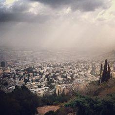 Haifa #Israel - @moxiethrift on etsy K. #webstagram