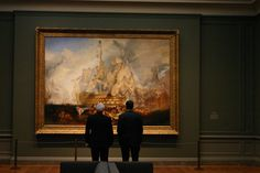 Turner @ National Gallery, DC.