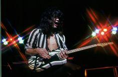 Eddie Van Halen 1978
