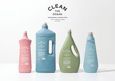 Cleaning liquids.