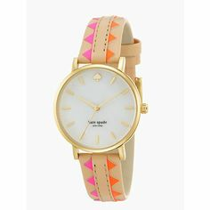 Kate Spade - Rio Wave Metro Watch. As if it couldn't get any cuter...