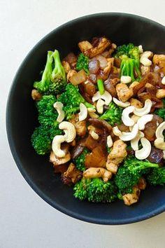 como cocinar comida china de manera facil brocoli