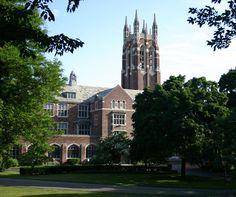 Colgate Divinity School - Rochester, New York -