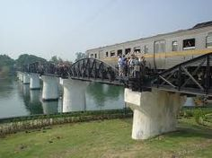Bangkok to River Kwai Death Railway #Tour