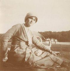 Olga, Mogilev, 1916