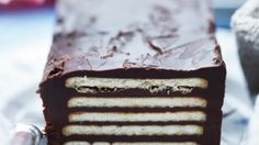 Gammeldags kiksekage | Opskrift på rigtig kiksekage