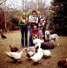 1974, McCartneys