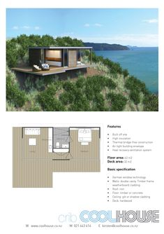 CRIB - COOLHOUSE - when I win the lottery I want to have this built on Terschelling!!!