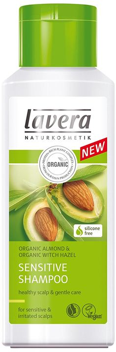 Lavera Sensitive Shampoo with Organic Almond and Organic Witch Hazel ** You can find out more details at the link of the image.