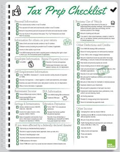This is a checklist of information that you will need to provide when you fill out tax forms. This information would be good to practice and know ahead of time for when you fill out tax forms. Small Business Tax, Business Tips, Business Quotes, Business Essentials, Business Money, Etsy Business, Business Planning, Planners, Bookkeeping Business