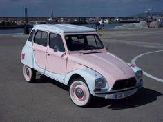 Citroën - Dyane 6-1977