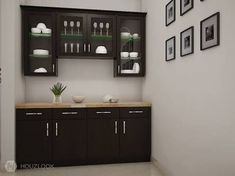 Image result for crockery unit designs