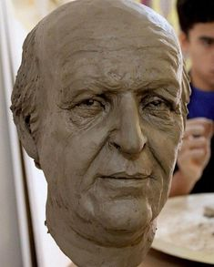 Le plus chaud Pic Sculpture head Populaire Sculpture Head, Human Sculpture, Sculptures Céramiques, Pottery Sculpture, Bronze Sculpture, Sculpture Portrait, Ceramic Sculpture Figurative, Human Anatomy Art, Traditional Sculptures