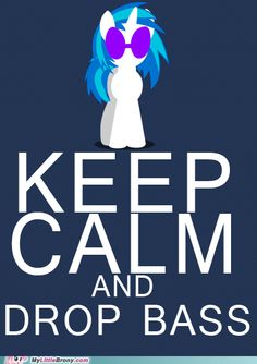 Let's Start A DJ-Pon3 Revolution! This Will Be Our Clan Saying!