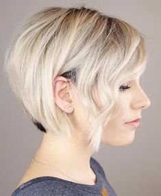 60 Most Popular and Impressive Women Short Hairstyles Ideas 2019 - - Short Hairstyles - Hairstyles 2019 Trending Hairstyles, Latest Hairstyles, Pixie Hairstyles, Short Hairstyles For Women, Cool Hairstyles, Bob Haircuts, Hairstyle Hacks, Gorgeous Hairstyles, Layered Hairstyles