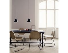 Awesome GUBI chairs