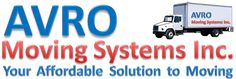 Avro Moving Systems Inc. Your Local Moving Company in Winnipeg. We offer affordable moving services. We are your dependable, affordable, hassle free, insured, true and honest moving company in Winnipeg
