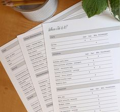Habitudes Online Family Organizer & Household Management Software - Printable Chore Charts & family Chore Charts Online.