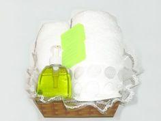 Saiba como criar um kit banho bem legal para você usar em seus momentos mais íntimos. Confira o tuto