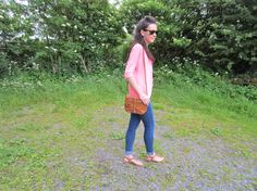 Yesterday I showed you the newest additions to my wardrobe but I completely forgot to include these studded sandals… Style Blog, My Style, Owl Necklace, Studded Sandals, My Wardrobe, Fashion Necklace, Closet, Tops, Women