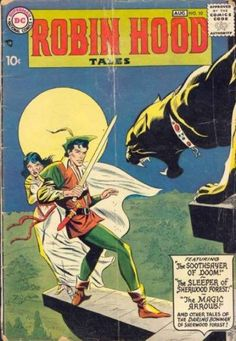 Robin Hood Tales (Volume) - Comic Vine