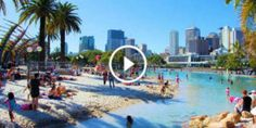 See the 5 most stunning fake beaches on our Planet that bring the summer back in the city. Fake Friends, Fake Love, Beaches, Street View, City, Summer, Top, Travel, Summer Time