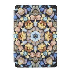 Stone Kaleidoscope iPad Cover Case