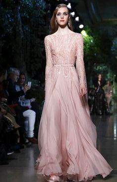 "Elie Saab Spring/Summer Collection ""The Light of Now"""