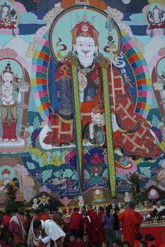 Guru Rinpoche, Padmasambhava, The Lotus Born