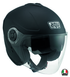 AGV Fiberlight - Mono Matt Black
