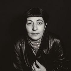Ida Kar. (Self-Portrait)