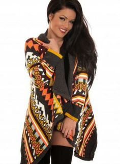 Cozy Aztec Sweater in Light Mocha | Fashion | Pinterest | Aztec ...