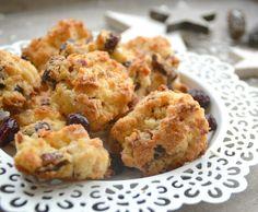 Rezept Kokos Cranberry Berge von Karo-kocht-kreativ - Rezept der Kategorie Backen süß