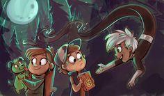 Danny Phantom and Gravity Falls!!!!!!!!!!!!!!!!!!!!!!!!!!!!!!1